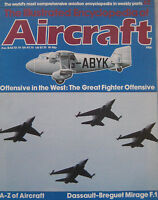 Encyclopedia of Aircraft Issue 42 Dassault-Breguet Mirage F.1 cutaway drawing