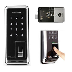 H-Gang TR812 Fingerprint Key Less Digital Door Lock