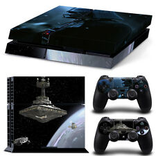Sony PS4 Console and Controller Skins -- Star Wars Battlefront Design 1 (#1090)
