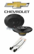 """MTX 6x9"""" Rear Factory Speaker Replacement For 2000-2013 Chevrolet Chevy Impala"""