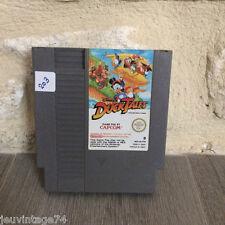 Duck Tales Nes Nintendo en Loose Capcom NES-UK-FRA Pal Tested