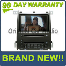 Unlocked NEW Cadillac Radio Navigation 6 Disc CD Changer DVD Player 15929702 OEM