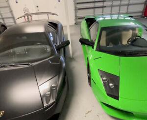 Murcielago Lamborghini LP670 Front Fenders Pair RH LH Driver Passenger