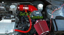 Red Air Intake Kit For 2002-2006 Mitsubishi Lancer 2.0L 4cyl OZ LS ES Ver-1