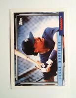 1992 Topps Baseball #650 Jesse Barfield Baseball Card High Grade