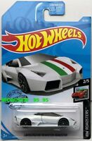 2019 HOT WHEELS LAMBORGHINI REVENTON ROADSTER HW ROADSTERS