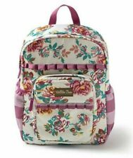 Matilda Jane With My Friends Backpack New In Bag Floral Girls Pink White