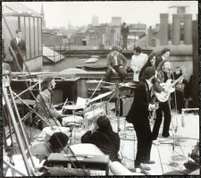 THE BEATLES POSTER PAGE 1969 SAVILE ROW APPLE ROOFTOP FINAL CONCERT . J62