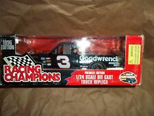 1996 1/24 RACING CHAMPION CRAFTSMEN TRUCK #3 GM GOODWRENCH MIKE SKINNER