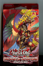 Yu-Gi-Oh! Onslaught of the Fire Kings Structure Deck 1st Edition New Sealed