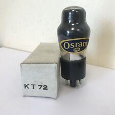 KT72 OSRAM NOS VALVE/TUBE