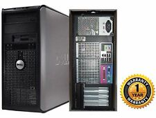 Dell Optiplex 760 Tower 3.00GHz C2D  4GB  500GB  Window XP Pro Sp3
