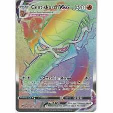 Pokemon 191/189 Centiskorch VMAX | Rare Rainbow Card SWSH-03 Darkness Ablaze TCG