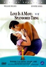 Love is a Many-Splendored Thing (1955) New Sealed DVD William Holden