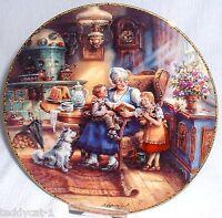 Weimar 2. Bradex Sammelteller ~ Besuch bei den Großeltern (Omas Märchenstunde)