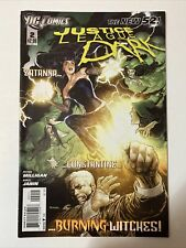 Justice League Dark #2 The New 52! Dc Comics Burning Witches 2011 Vf