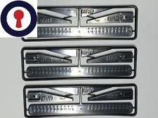 tool for measuring Euro cylinders upvc door locksmith maintenance x 3 1st P&P