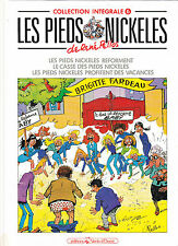 LES PIEDS NICKELES / COLLECTION INTEGRALE / RENE PELLOS /  TOME 6
