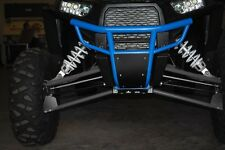 2015-2018 Polaris RZR S 900 and RZR1000 XP1K Turbo Front Bumper - Blue