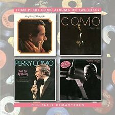 Perry Como - I Think Of You/Perry Como In Nashville/Just Out Of  2 CD NEW+