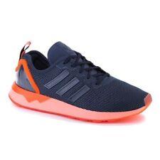 546169d5669bb adidas ZX Flux ADV Size 4.5 Blue RRP £75 BNIB S79013