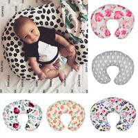 Nursing Newborn Infant Baby Kids Breastfeeding Pillow Cover Nursing Slipcover