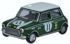 Mini Cooper S MkII John Rhodes 1968  OO Oxford Die-cast  1/76 76MN001
