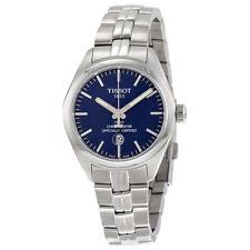 Stainless Steel Case Dress/Formal Wristwatches Tissot PR 100