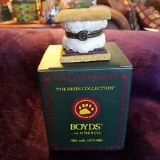 Boyds Bears Treasure Box Toasty S'more 1st Edition Retired