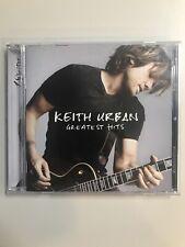 KEITH URBAN - GREATEST HITS - CD - VGC