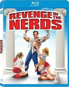 Revenge of the Nerds [New Blu-ray] Dolby, Dubbed, Subtitled, Widescreen