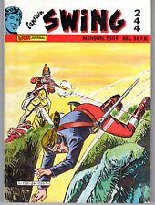 CAPTAIN SWING 244  1ère série 1986