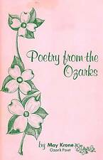 SIGNED MARY KRONE POETRY FROM THE OZARKS 1966