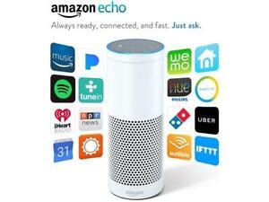 Amazon Echo SK705DI EU L-2338 Alexa Smart Assistant White