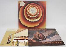 3 X STEVIE WONDER (Motown) Vinyl LPs Inc: 'Talking Book' & 'Innervisions' - T19