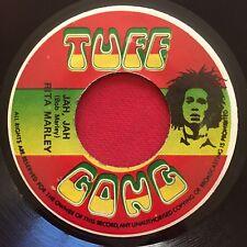 RITA MARLEY ~ JAH JAH ~ REGGAE ROOTS 45 ~ TUFF GONG JAMAICA EX
