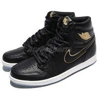 Nike Air Jordan 1 Retro High OG LA All Star City Of Flight Black AJ1 555088-031