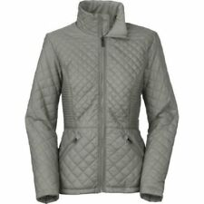 The North Face Woman's Luna Jacket - Insulated Sage Gray Size Small NWT