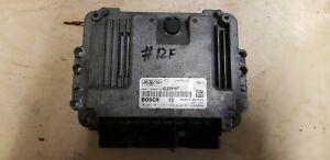 Ford Focus 2007 Engine Control Unit 4M5112A650NE Bosch 0281011263 6BMF #12F