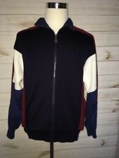 VTG Vintage Christian Dior Monsieur Men's XL Full Zip Jacket Multi Color Coat