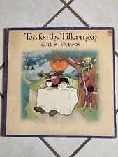 Cat Stevens Tea For The Tillerman Vinyl LP British Pressing