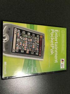 Microsoft Entertainment PocketPak Pocket PC Software