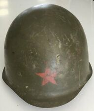 USSR Helmet SsH 40 With Star Size 2