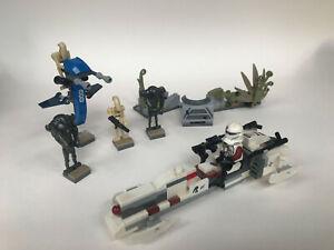Lego Star Wars 75037 Battle on Saleucami - Super Battle Droids complete