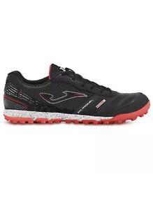 Joma Mundial 2001 Black Turf Soccer Shoes