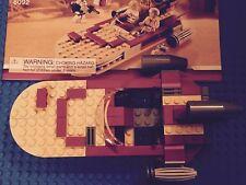 LEGO STAR WARS LUKES SAND SPEEDER & INSTR FROM 8092 SPLIT NO FIGURES - NEW