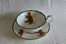 Vintage Hammersley 4085 Teddy Bear Cup & Saucer