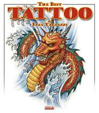 3ntini The Best Tattoo Softcover Book for Idea Stencil Design of Luca Tarlazzi