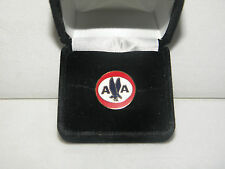 AMERICAN AIRLINES 60'S LAPEL TAC PIN AA AIRLINE PILOT EMPLOYEE COLLECTABLE GIFT
