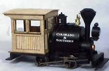 BANTA MODELWORKS BACHMANN PORTER WOOD CAB CONVERSION On30 Unpainted Kit BMT2071